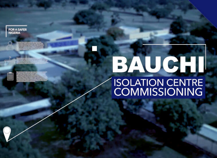 Bauchi Isolation Center Image