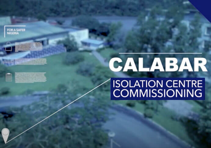 Calabar Isolation Center Image