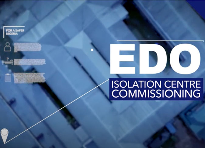Edo Isolation Center Image