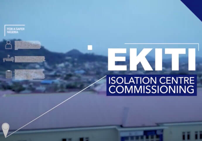 Ekiti Isolation Center Image