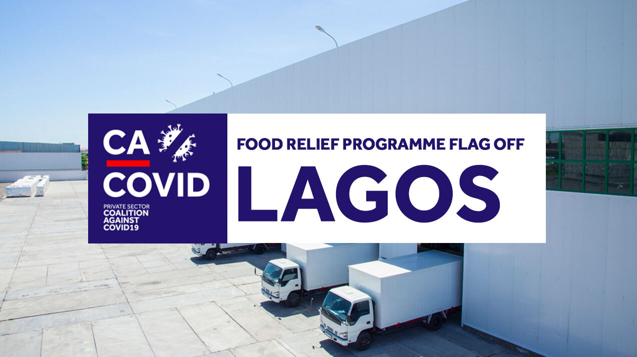 Lagos Food Palliative Image