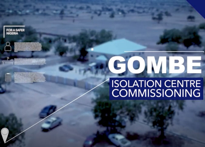 Gombe Isolation Center Image
