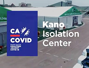 Kano Isolation Center Image