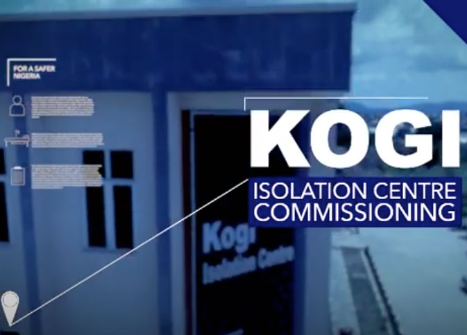 Kogi Isolation Center Image