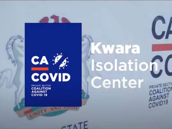 kwara Isolation Center Image