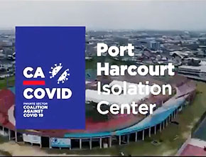 Port Harcourt Isolation Center Image