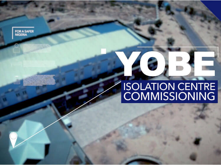 Yobe Isolation Center Image